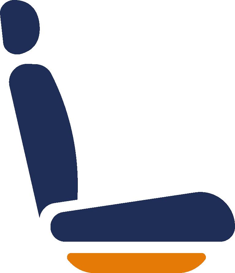 Laat uw autostoel of dashboard door ons repareren