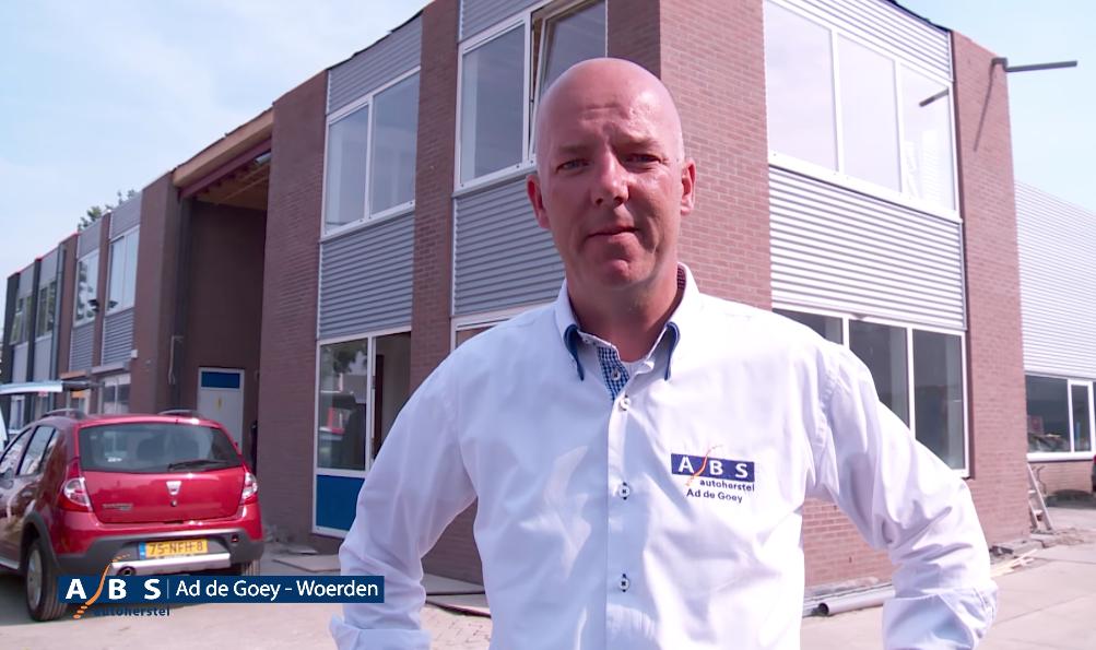 Albert de Goey, eigenaar ABS de Goey